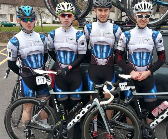 Race Kit Sponsored by www.kalas.ie